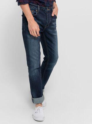 Jeans Focalizado Clásico Lee,Azul Petróleo,hi-res