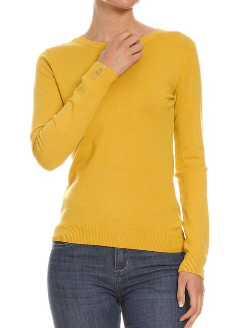 Sweater%20Tejido%20Cuello%20Redondo%20Liola%2CMiel%2Chi-res