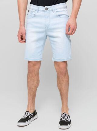 Bermuda Slim Fit Ellus,Azul,hi-res