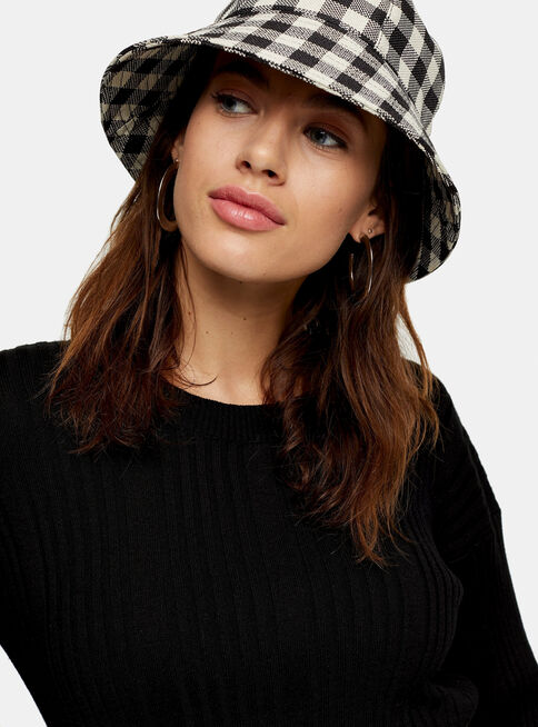 Top%20Black%20Ribbed%20Knitted%20Topshop%2C%C3%9Anico%20Color%2Chi-res