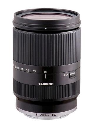 Lente Camara Tamron 18-200mm F/3.5-6.3 Para Nikon,,hi-res