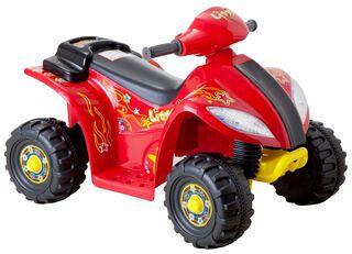 Moto a Batería 4 Ruedas ATV Rojo Kidscool,,hi-res