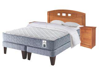 Cama Europea Essence 3 Base Dividida 2 Plazas CIC + Set Gales + Textil,,hi-res