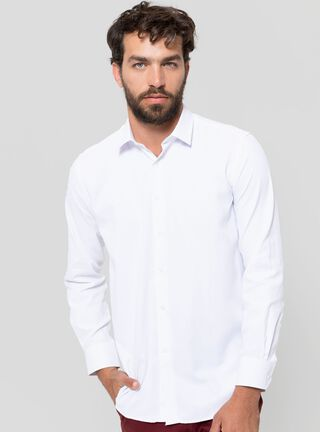 Camisa Básica Alaniz,Blanco,hi-res