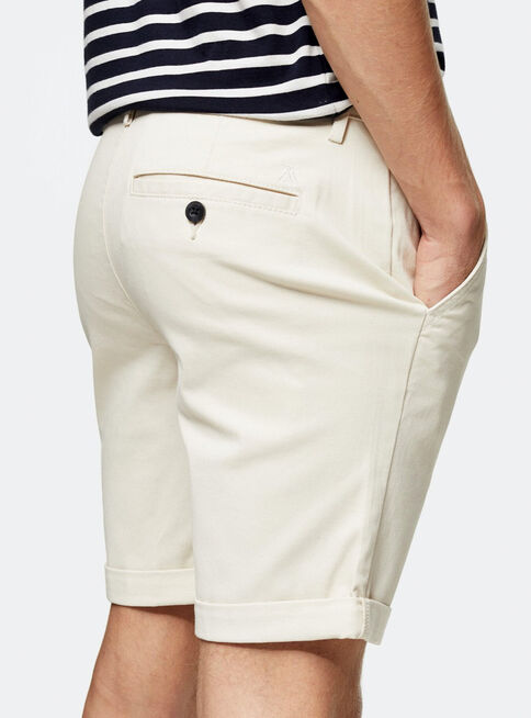 Short%20Ecru%20Chino%20Skinny%20Topman%2C%C3%9Anico%20Color%2Chi-res