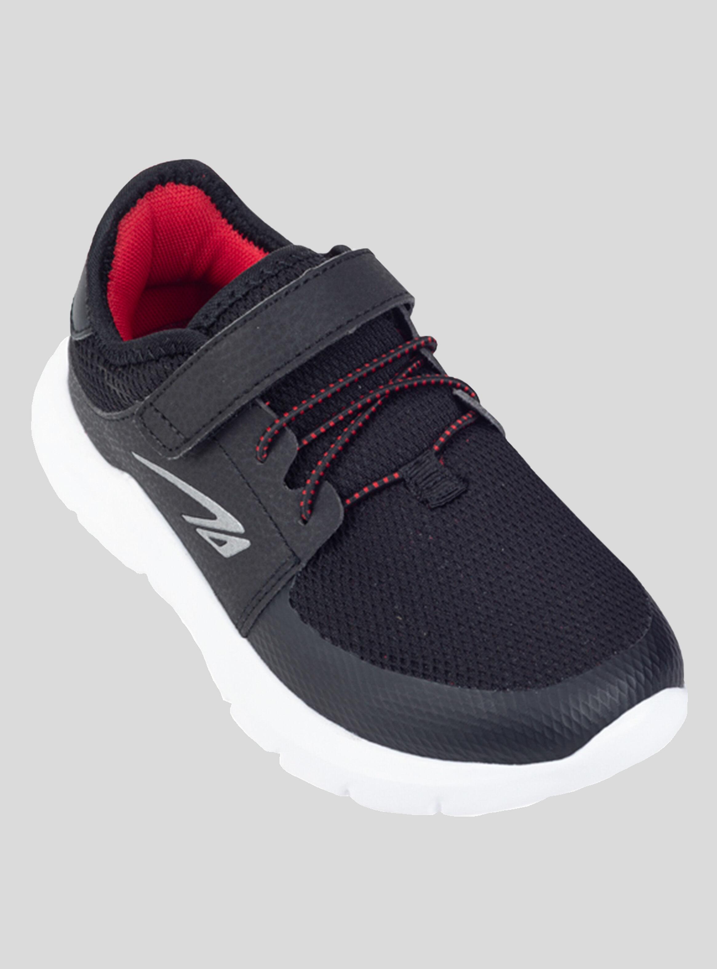 new balance zapatillas niño velcro rojas