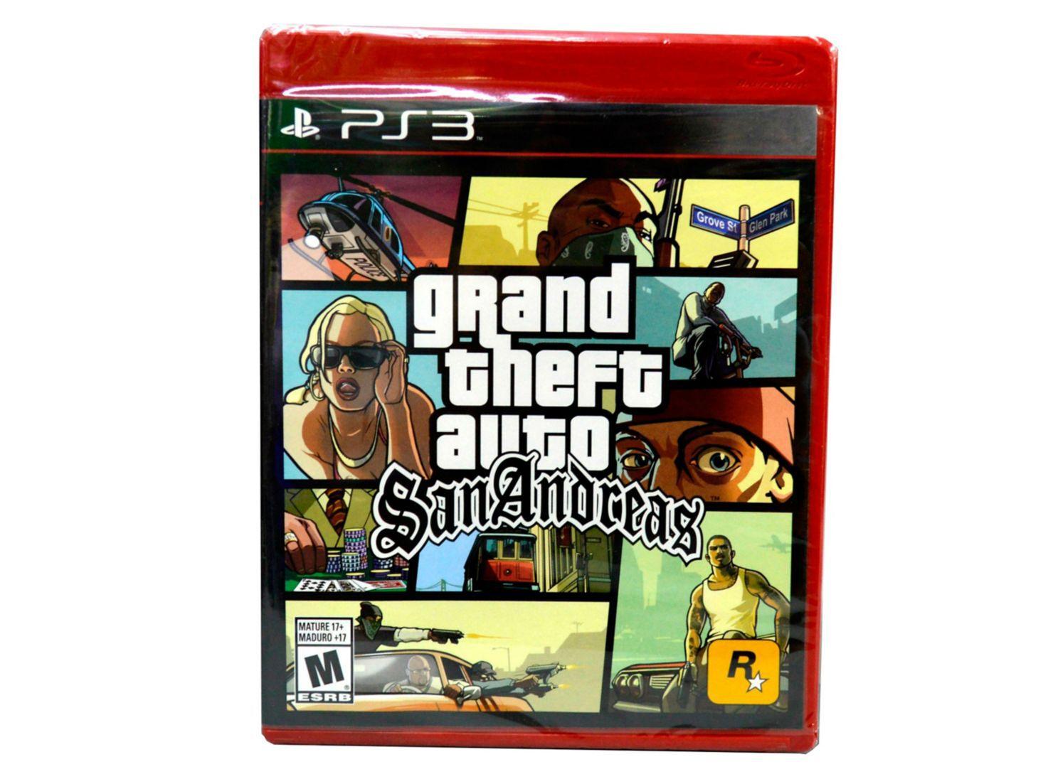 Grand En Video San Andreas Auto Juego Ps3 Theft JuegosParis n0wO8Nyvm