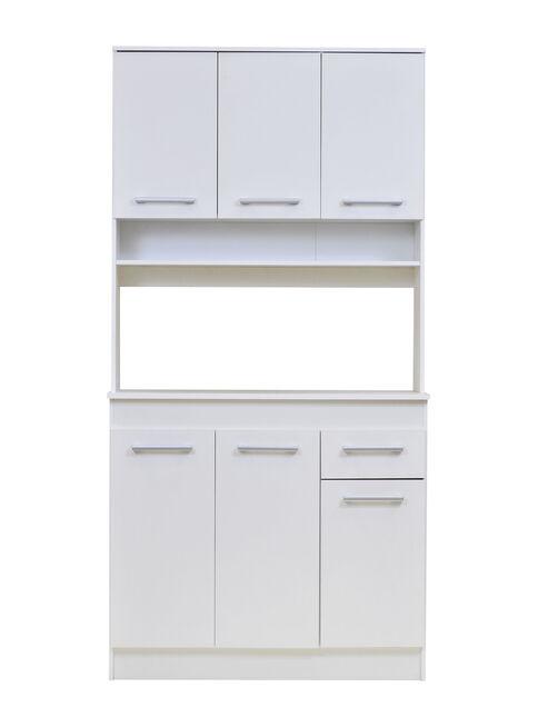 Kit Mueble de Cocina 6 Puertas 90x38x180 cm Mobikit