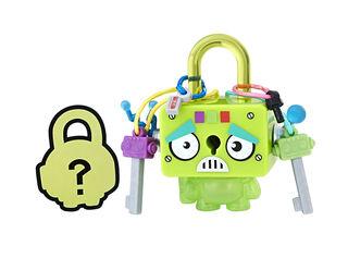 Figura Lock Stars Green Square Hasbro,,hi-res