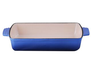 Budinera Hierro 33 cm Azul Brann,,hi-res
