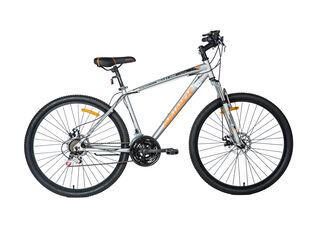 Bicicleta MTB Hombre Avalanche Bullet Pro Aro 27,5 Frenos Disco,Gris,hi-res