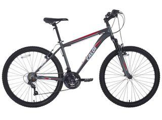 Bicicleta MTB Caloi Montana 10 Gris Aro 26 Aluminio,Gris,hi-res