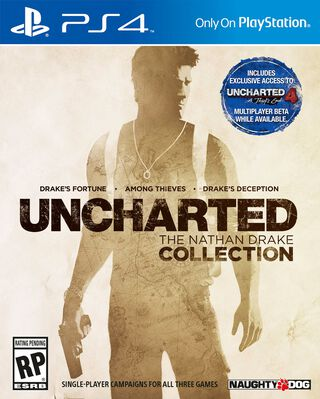 Juego PS4 Uncharted Collection,,hi-res