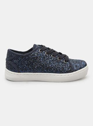 Zapatilla Opposite Glitter,Azul,hi-res