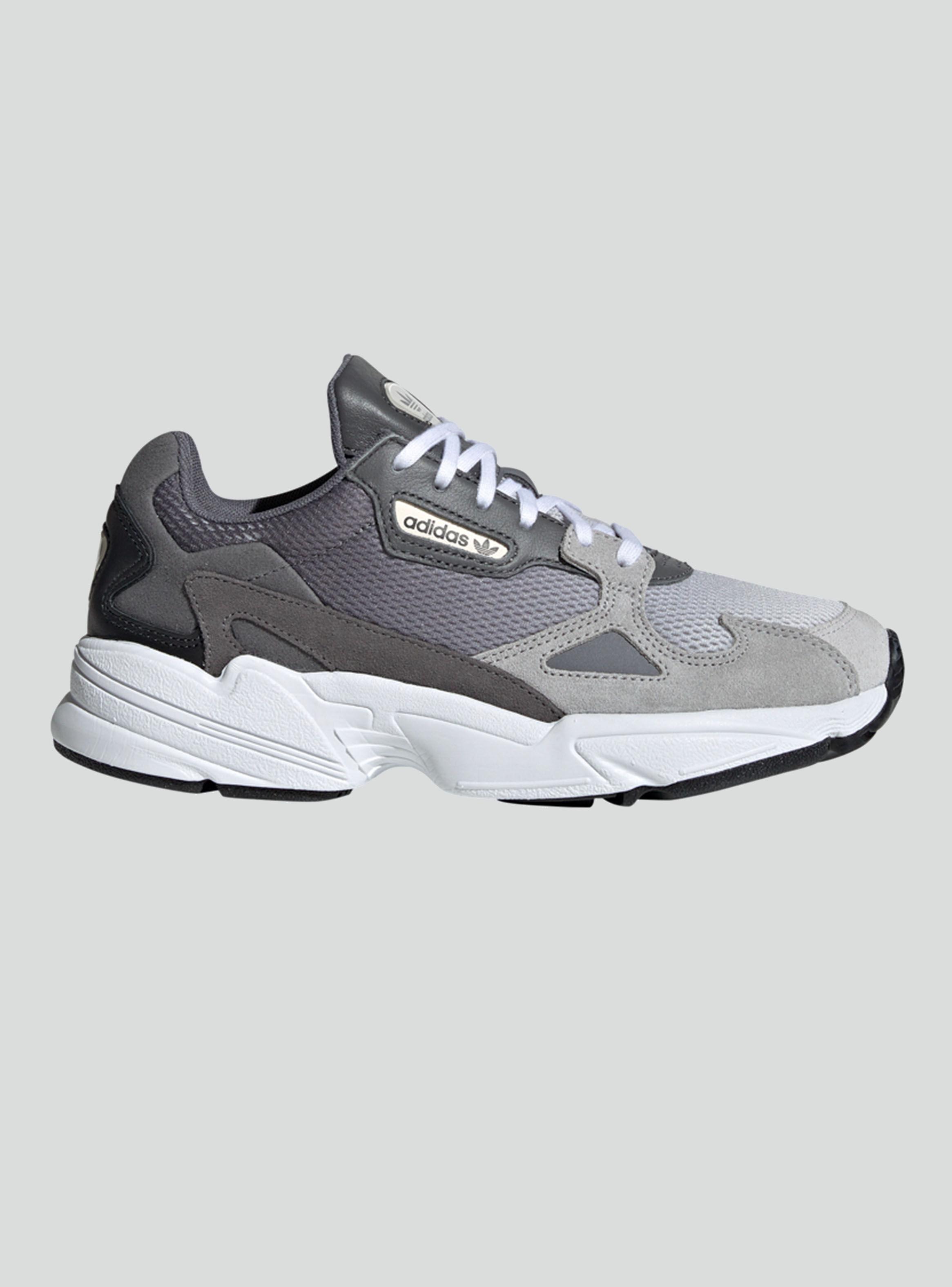 zapatilla adidas mujer gris