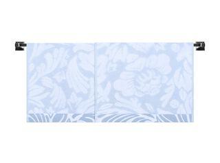 Set 2 Toallas Visita Floral Sarah Miller 500 gr 30 x 50 cm,Azul Petróleo,hi-res