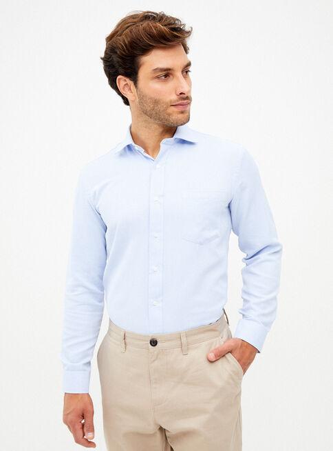 Camisa%20Vestir%20Lisa%20Manga%20Larga%20Rainforest%2CCeleste%2Chi-res