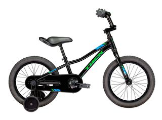 Bicicleta Infantil Trek Precaliber Boys 2018 Aro 16,Negro,hi-res