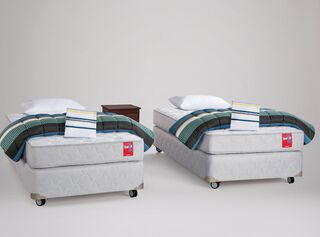 Duplex Box Americano Beat 1 Plaza Rosen + Velador Verona y Textil,,hi-res