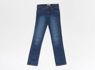 Jeans Tribu Básico Niña,Azul Marino,hi-res
