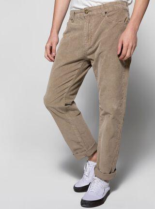 Pantalón Cotelé Oakley,Beige,hi-res