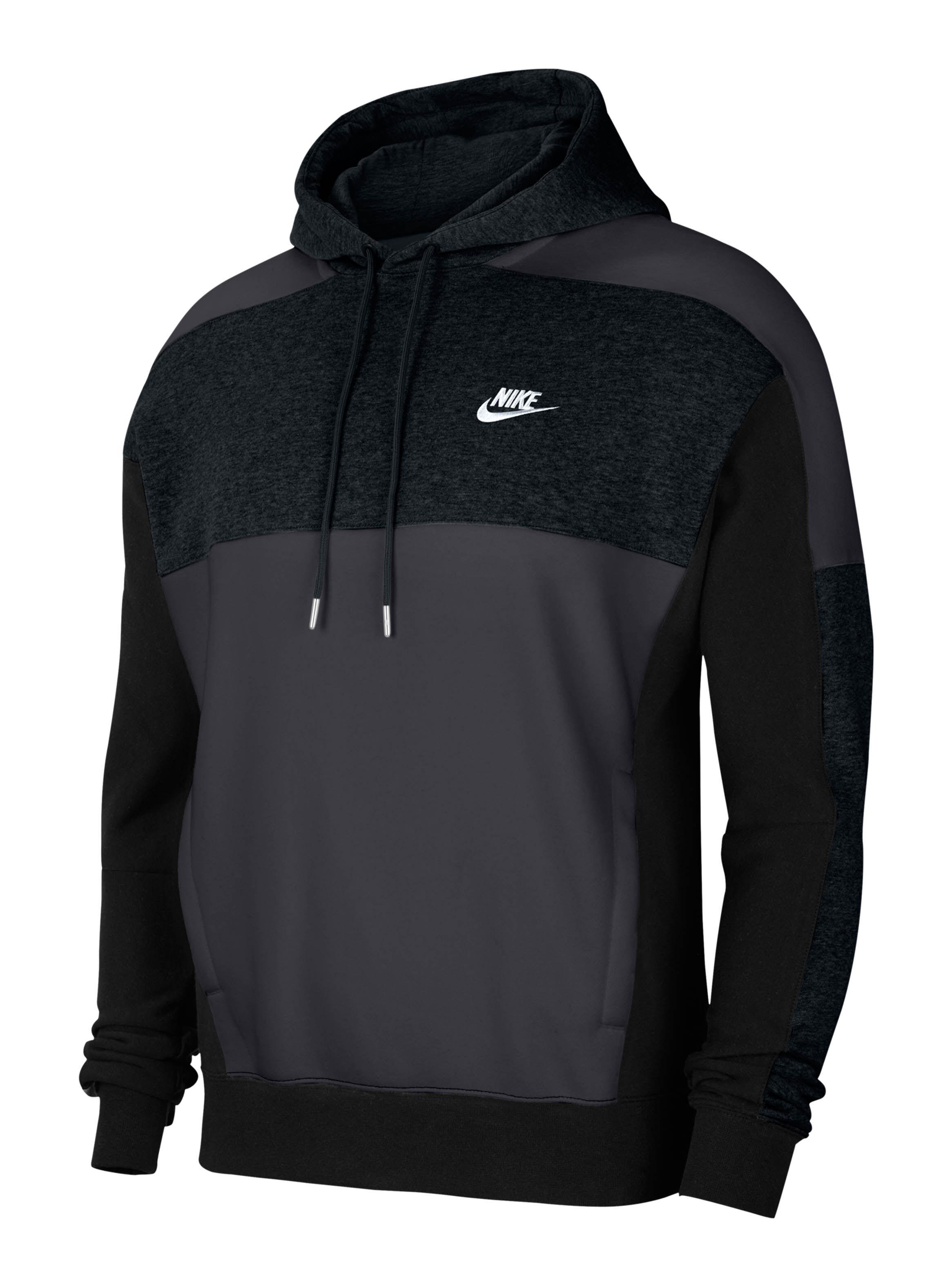 Polerón Nike Sportswear Clubcon Capucha Hombre