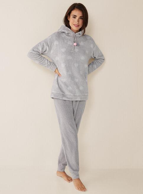 Pijama%20Generic%20Funny%20Women'Secret%2CGris%20Perla%2Chi-res