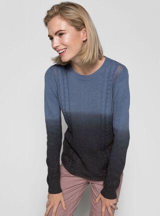 Sweater Degradé Greenfield,Azul,hi-res