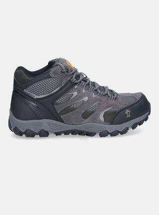 Zapato Panama Jack PY004 Leat Outdoor Hombre,Gris,hi-res