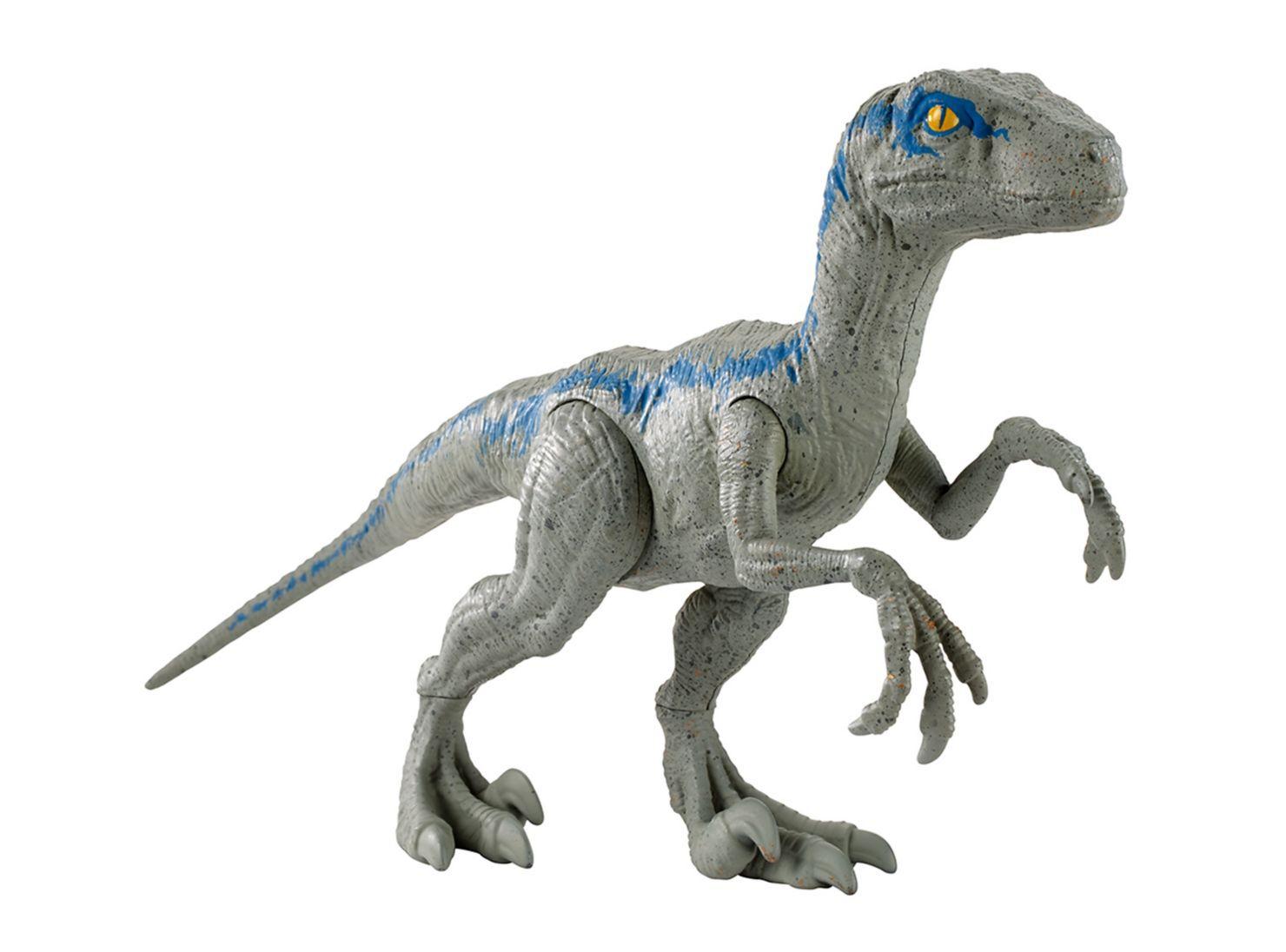 Dinosaurio Velociraptor Blue Jurassic World Juegos De Accion Paris Cl Velociraptor (ve·loc·i·rap·tor) (swift seizer or thief) was a small carnivorous dinosaur, well known thanks to jurassic park. dinosaurio velociraptor blue jurassic world