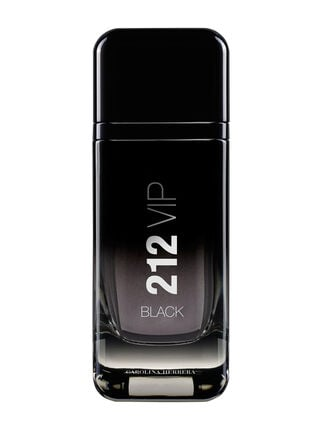 Set Perfume Carolina Herrera 212 Vip Black Men EDP 100 ml + Shower Gel 100 ml,,hi-res