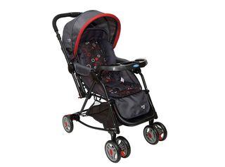 Coche Cuna Balancin Rojo BW-309R18 Baby Way,,hi-res