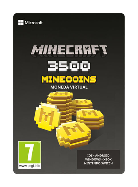 Minecraft%203500%20Minecoins%20Moneda%20Virtual%20C%C3%B3digo%20Digital%2C%2Chi-res
