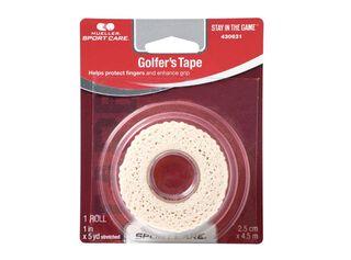 Golfer Tape 2,5 cm Blanco Mueller,Blanco,hi-res