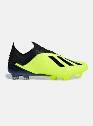 Zapatilla Adidas X 18.1 Fútbol Hombre,Amarillo,hi-res