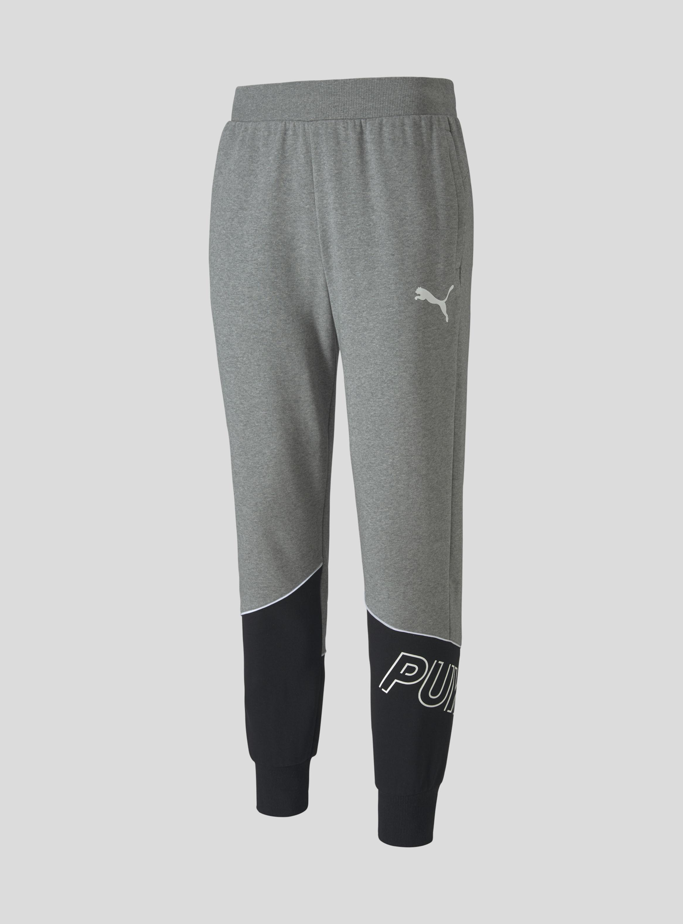 Pantalón Puma Modern Sport Hombre Gris