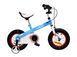 Bicicleta Infantil Royal Baby Honey Aro 12 Celeste,Naranjo,hi-res