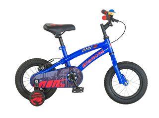 Bicicleta BMX Niño Bianchi Aro 12 Hasta 90 cm,Azul,hi-res