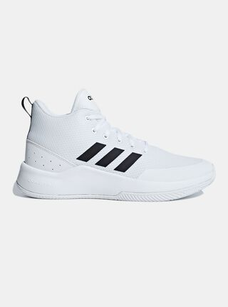 Zapatilla Adidas Speenden Básquetbol Hombre,Blanco,hi-res