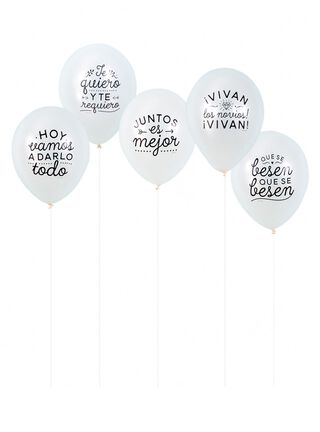 Pack Globos Para Celebraciones Especiales Mr Wonderful,,hi-res