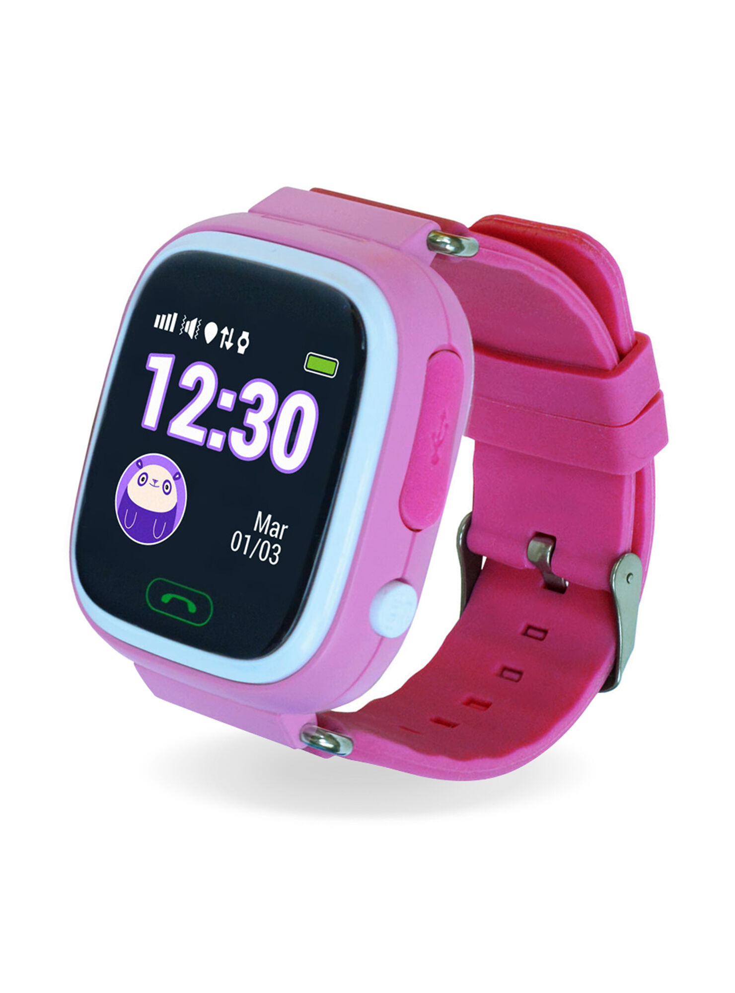 712477421 Smartwatch SoyMomo Celular GPS Rosado en Smartwatch y Wearables | Paris