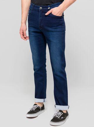Jeans Blue Focalizado Ellus,Azul,hi-res