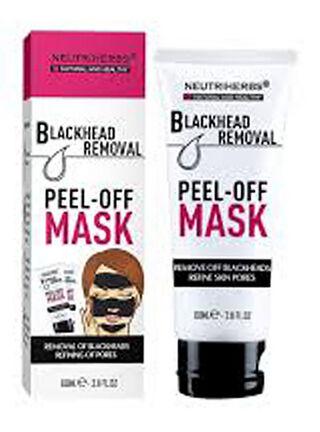 Mascarilla Facial Blackhead Rehowal Carbon Neutriherbs,,hi-res
