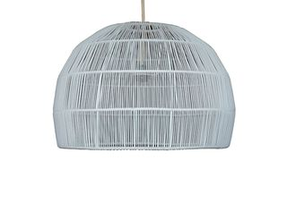 Lámpara Ujud XL Tiza Rematime Gris Claro 60 x 80 cm,,hi-res