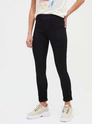 Jeans Basico Opposite,Carbón,hi-res