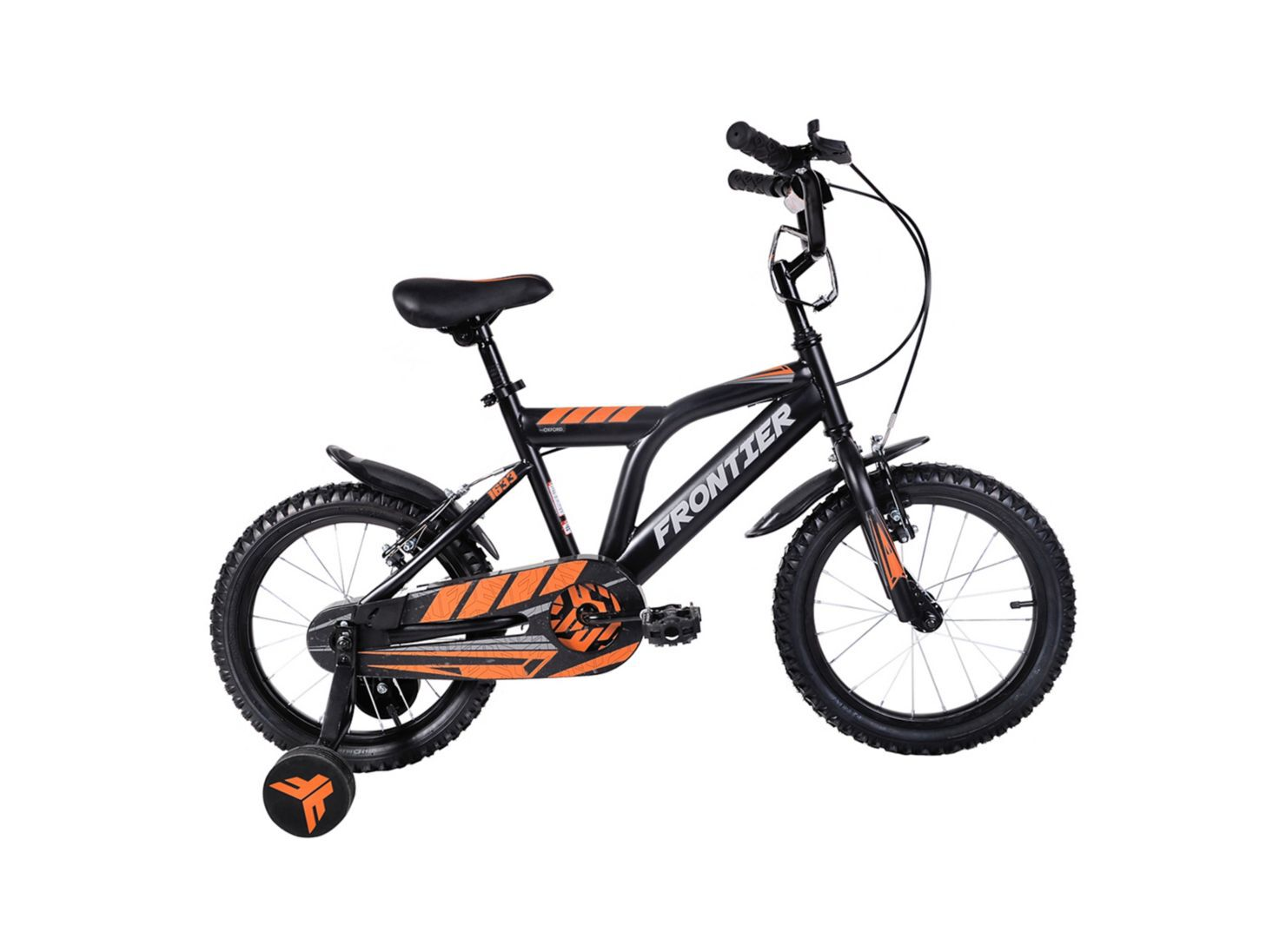 Negro Bicicleta Oxford Bm1633 Infantil Frontier dBxoEQrCeW