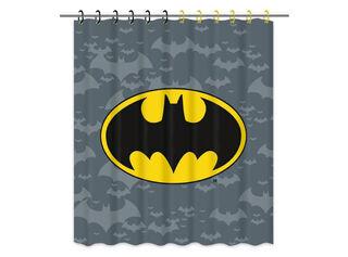 Cortina de Baño Batman 180x180 cm Vais,,hi-res