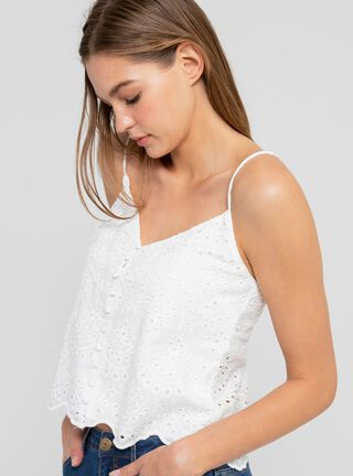 Blusa Broderie Unlimtied,Marfil,hi-res