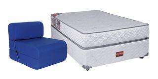 Cama Apolo 1,5 Plazas+ sillón cama 65 cm/Celta,,hi-res