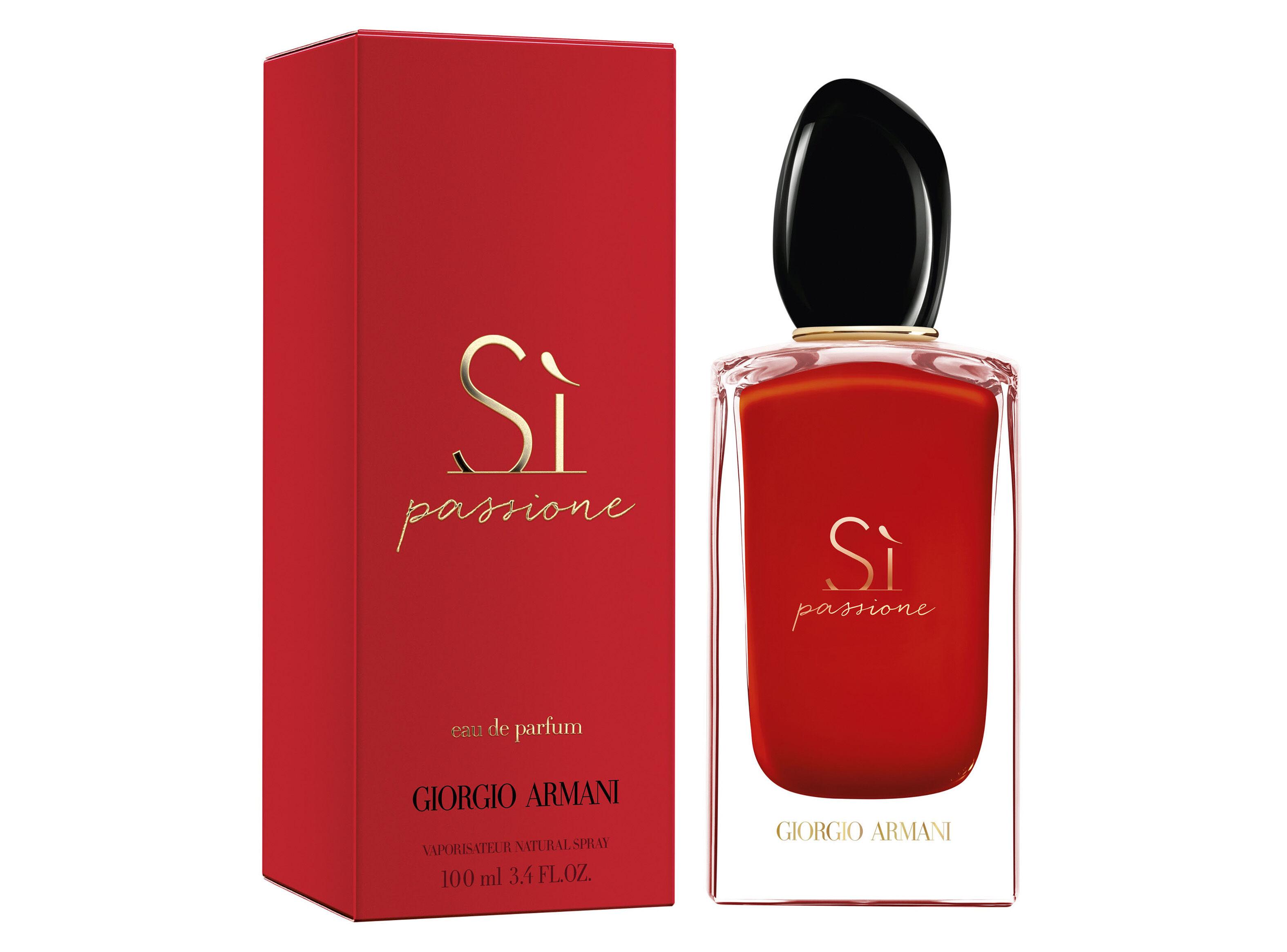 MujerParis Edp Perfumes Passione 100 Armani Sí Ml En Perfume Giorgio wPZikuXTlO